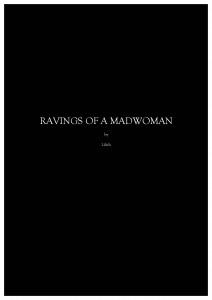 Ravings of a Madwoman